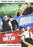 Blood And Ice Cream Trilogy (Shaun Of The Dead / Hot Fuzz /The World's End) (Bilingual)