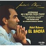 Chopin : Intégrale de l'oeuvre pour piano (Coffret 12 CD)