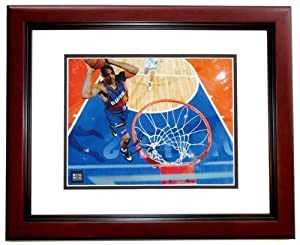 Charles Barkley Autographed Hand Signed Phoenix Suns 8x10 Photo - MAHOGANY CUSTOM... by Real Deal Memorabilia