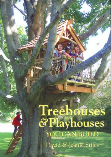 Treehouses & Playhouses You Can Build - Gibbs Smith - 1586857800 - ISBN:1586857800