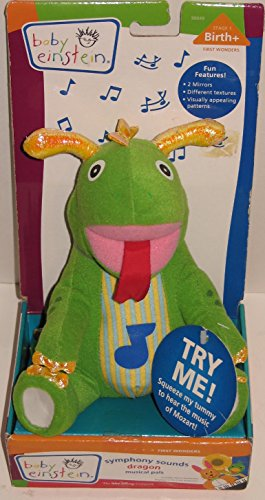 Baby Einstein Symphony Sounds Dragon Musical Pals