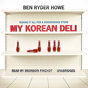 My Korean Deli Audiobook