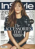 img - for Instyle Magazine U.K. Edition (October 2014,Nicole Scherzinger) book / textbook / text book