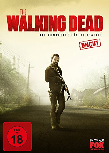 The Walking Dead - Die komplette fünfte Staffel - uncut / mit 3er Postcard Edition (exklusiv bei Amazon.de) [Limited Edition] [5 DVDs]