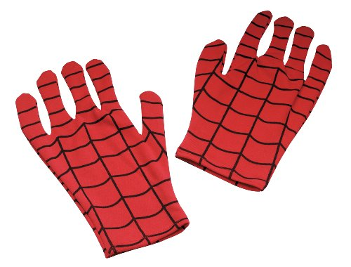 Disguise Men's Spiderman Gloves