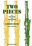 JACOB G. - Piezas (2) para 2 Oboes y Corno Ingles