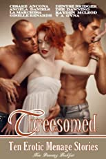 Threesomed [2nd Anniversary Menage/Multi-partner Anthology]