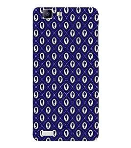 EPICCASE tailor made Mobile Back Case Cover For Vivo X 3s (Designer Case)