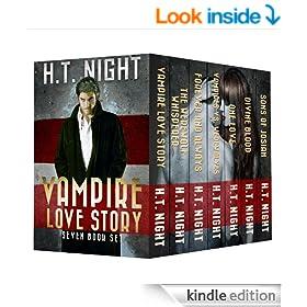 Vampire Love Story: First Seven Novels