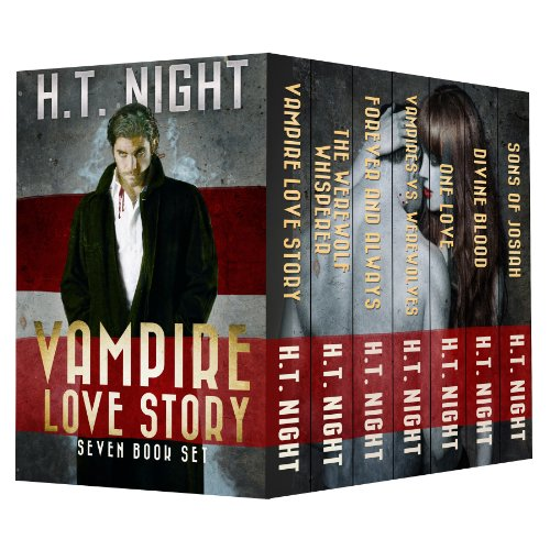 Free Kindle Book : Vampire Love Story: First Seven Novels