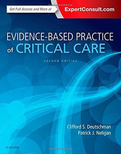 Evidence-Based Practice of Critical Care, 2e