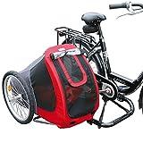 SamSam 1120 Hundefahrradbeiwagen