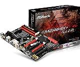 ASRock Fatal1ty FM2A88X+ Killer FM2+ / FM2 AMD A88X (Bolton D4) HDMI SATA 6Gb/s USB 3.0 ATX AMD Motherboard