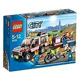 Lego Dirt Bike Transporter - 4433 From Debenhams