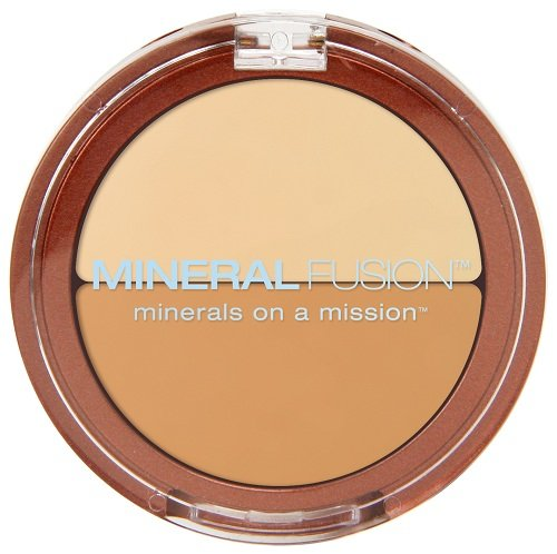 Mineral Fusion Natural Brands Concealer, Warm, 0.11 Ounce