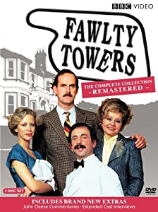 Fawlty Towers: The Complete Collection Remastered from BBC Home Entertainment