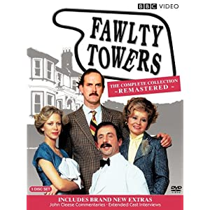 Fawlty Towers [videorecording]