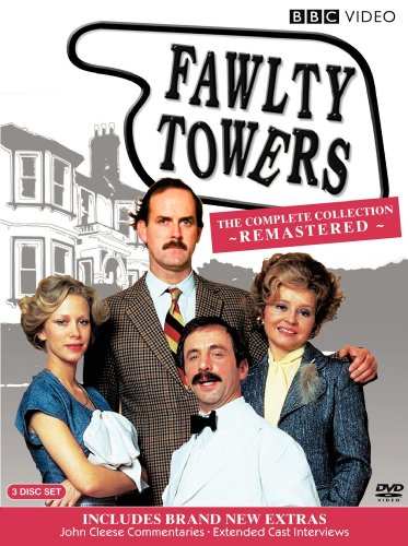 Fawlty Towers: Complete Collection [DVD] [Region