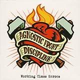 Anklicken zum Vergrößeren: Agnostic front - Working Class Heroes (Audio CD)