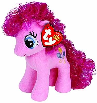 Ty UK 7-inch My Little Pony Pinkie Pie Beanie