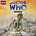 Doctor Who: Inferno Audiobook by Terrance Dicks Narrated by Caroline John