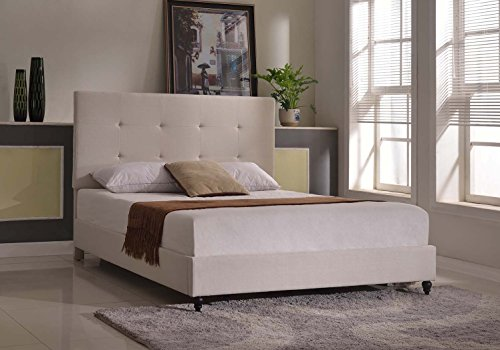 home-life-cloth-light-beige-cream-linen-platform-bed-with-slats-queen-complete-bed-5-year-warranty-i