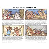 Greek & Roman Mythology Bulletin Board Set- Heroes & Monsters, Olympian Goddesses, Olympian Gods, History of the Olympians
