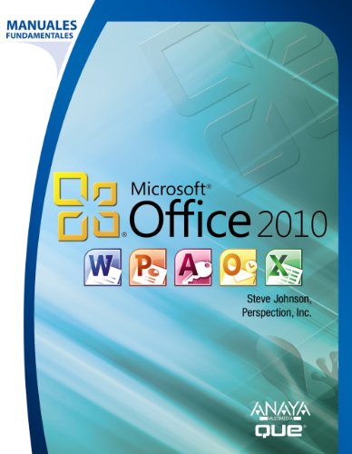 Office 2010 (Manuales Fundamentales)
