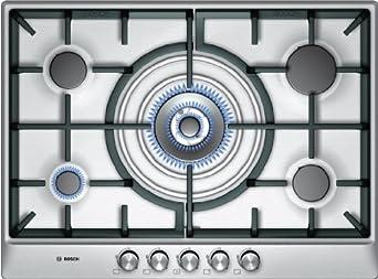 Bosch PCQ715B90E Four Argent