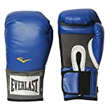 Everlast 1200011 Pro Style Training Gloves (Blue)