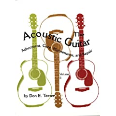 Acoustic Guitar: v. 2: Adjustment, Care, Maintenance and Repair [Import] available at Amazon for Rs.3351