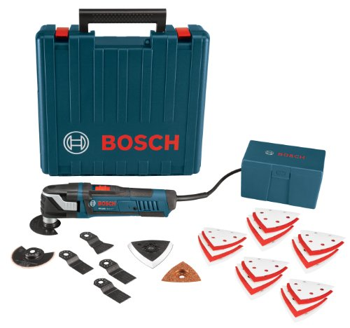 Review Of Bosch MX30EK-33 Multi-X 3.0 Amp Oscillating Tool Kit with 33 Accessories