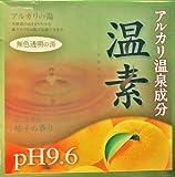 温素 柚子の香り 15包×30g