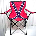 Confederate Flag Nylon Folding Camp Chair Rebel From Private Label Price:	$19.99