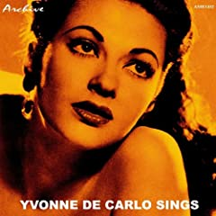Yvonne De Carlo Sings