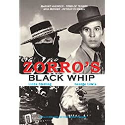 Zorro's Black Whip #1