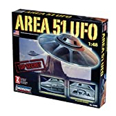 Lindberg Area 51 Ufo Replica Model Kit
