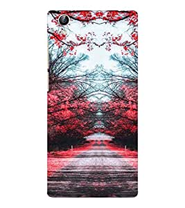 EPICCASE Romantic Path Mobile Back Case Cover For Vivo Y51 (Designer Case)