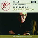 Mozart: Piano Concertos Nos.20,23,24,26 & 27 (2 CDs)