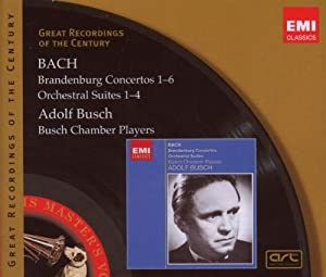 J. S. Bach : Concertos Brandebourgeois - Suites orchestrales
