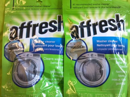 Whirlpool Affresh (2 Pack) High Efficiency Washer Cleaner 6 Tablets front-216592