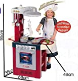 "Theo Klein 9000 Miele kitchen "" Petit Gourmet "" Sound and Accessories + Free food set """