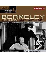 Berkeley - Berkeley: Symphonie n° 3 - Sinfonia concertante - Secret garden...