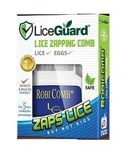Liceguard Robi Comb Electric Lice Comb