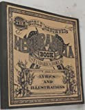 The World Renowned Memorabilia Book Standard of the World