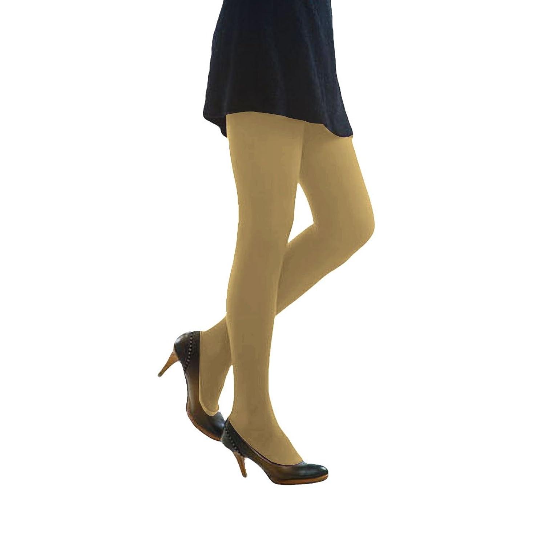 Damen Beige Dehnbar Enganliegendes Strumpfhose Leggings mit Fuß Strumpfband XS online bestellen
