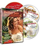 Better Sex Video Series: Better Sex For A Lifetime 8 (3 Disc Set)