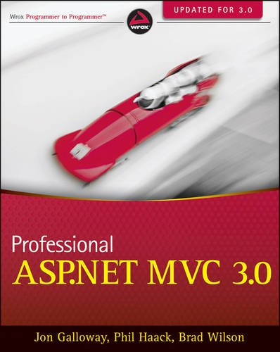 Professional ASP.NET MVC 3.0
