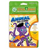 LeapFrog ClickStart Game: Animal Art Studio