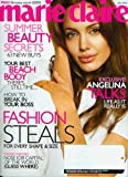 img - for Marie Claire July 2007 - Angelina Jolie, More Than A Pretty Face (Vol 14 Issue 07) book / textbook / text book